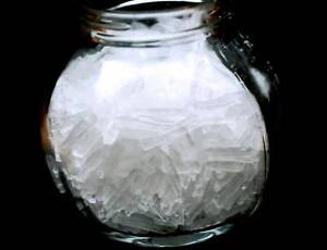 Premium Natural Menthol Crystals BP/EP/USP Grade Aromatherapy - Not Flake