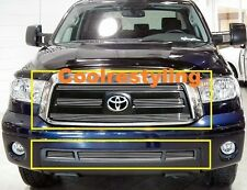 FOR 2010 2011 2012 2013 TOYOTA TUNDRA Billet Grille Grill Combo Inserts 4+3