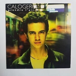 CALOGERO - PROMO DE SES DEBUTS - PRENDRE L'AIR ♦ CD SINGLE ♦