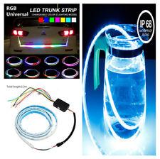 Signal Indication Brake Tailgate Strip Light RGB LED Light for Car Pickup Truck