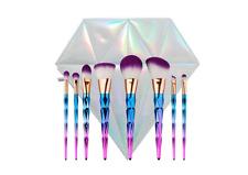 8pcs Fantasy Makeup Brush Set Foundation Powder Eyeshadow Cosmetics Brush Kit