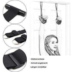 Handgelenk Fesseln Tür Bondage SM BDSM Klettverschluss