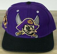 Vintage East Carolina Pirates NCAA Size 6 7/8 Fitted Hat - 1