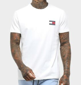 Tommy Hilfiger Jeans Badge Crew Neck T-Shirt