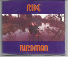 Ride Birdman 4 track UK CD Single NM