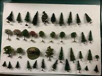 Großes Konvolut Bäume, H0, ansehen, Schnäppchen !!!
