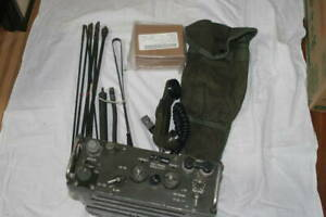 RT-841 / PRC-77-0- FM Transceiver Collection Items Set with Various F/S