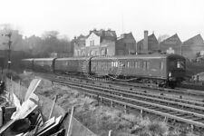 PHOTO De-icing Set 101 Peckham Rye 26/12/60 - RCR15518 - R C Riley