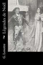 Légendes de Noël by G. G. Lenotre (2016, Paperback)