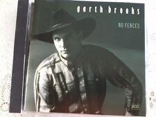 Garth Brooks : No Fences CD (1990) BMG Version