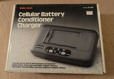 Radio Shack Cellular Battery Conditioner Charger NEW Charges Ni-Cd & Ni-Mh