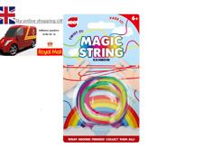 Rainbow Magic doigt Chaîne Corde Art Kids Fidget jeu par Sky ACHATS EN LIGNE