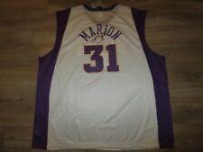 Shawn Marion #31 Phoenix Suns CHAMPION NBA Jersey 52 NEW Autograph Signed Rookie