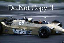 Riccardo Patrese Arrows A2 French Grand Prix 1979 Photograph 1