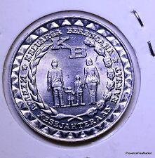 Indonésie, République, 5 Rupiah 1979, KM 43, AC351