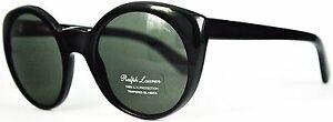 Ralph Lauren Damen Sonnenbrille RL8104-W 5001/52 52mm schwarz #356(45)