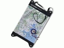 Large Sea to Summit TPU Waterproof Weatherproof Outdoor Guide Map Case