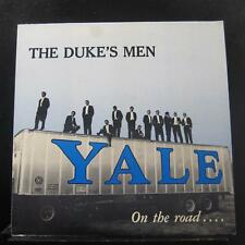 The Duke's Men Of Yale - On The Road LP VG+ OV-110 Mono 1965 Vinyl Record