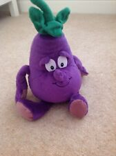 Alice Aubergine Purple Soft Toy