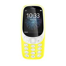 Nokia 3310 (2017) - Gelb (Ohne Simlock) Dual SIM Handy Mobiltelefon Cell Phone