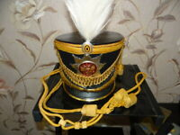 Russia army ceremonial shako  FSO Presidential regiment cavalry Putin 201X NEW