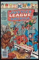 JUSTICE LEAGUE OF AMERICA #131 JLA HIGH GRADE The Flash Elongated Man Superman