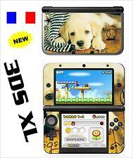 SKIN DECAL STICKER DECO FOR NINTENDO 3DS XL - 3DSXL REF 63 DOG
