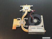 Toshiba Tecra S11-11H Ersatzteil: GDM610000392 Lüfter, Cooler, Fan mit Heatsink