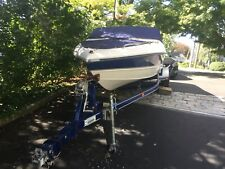 2005 Stingray 18.5 Lx with trailer (first owner)-New condition (38.8 hrs)