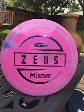 New Discraft Paul McBeth Zeus Distance Driver 173/174g