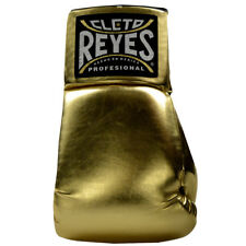 "Cleto Reyes Giant 21"" Collectible Autograph Boxing Glove - Right Hand - Gold"