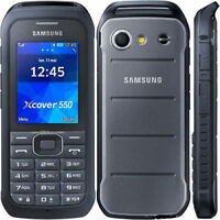 Original  Samsung SM-B550H  3G Unlocked  mobile phone free shipping