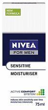 Nivea Men Crema Hidratante Piel Sensible 75 Ml
