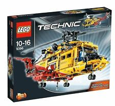 LEGO TECHNIC HELICOPTER (9396)   (2 IN 1) Retired  HTF NIB New