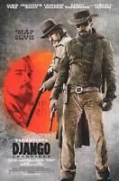 Django Unchained - original DS movie poster  D/S 27x40 INTL B