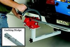 Heavy Duty Hitch Mounted Vise Mount from American Van