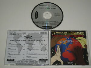 Batteria Of The Mondo / Vol. 2 (Playasound Ps 66013) CD Album
