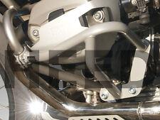 ENGINE GUARD CRASH BARS HEED BMW R 1200 GS Adventure (06-12) - Basic silver