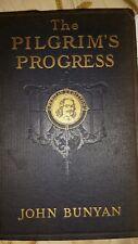 The Pilgrim's Progress - the Puritan Edition by John Bunyan 1903 Harold Copping