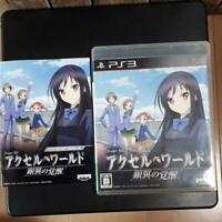 PS3 Accel World Ginyoku no Kakusei  99847  Japanese ver from Japan