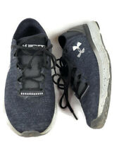 Under Armour Running Shoes Men's Canvas Bandit 3 Navy Blue Gray 11.5