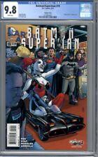Batman/Superman #19  J.G. Jones Harley Quinn Variant 1st Print  CGC 9.8
