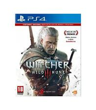 The Witcher Wild Hunt completo DLCs descargables PS4 Sony PlayStation