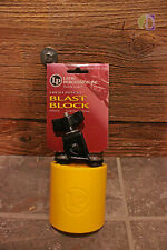 Latin Percussion Blast Block, High Pitch (Yellow) - Free shipping lower Us!