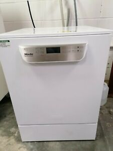 PG8581 Miele Underbench Washer Disinfector