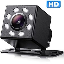 Car Rear View Backup Camera Reverse Hd Night Vision Waterproof Universal Cam Kit