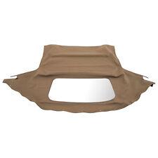 Mazda MX5 Hood Light Tan Vinyl Soft top without Rain rail Xtreme brand 909-717