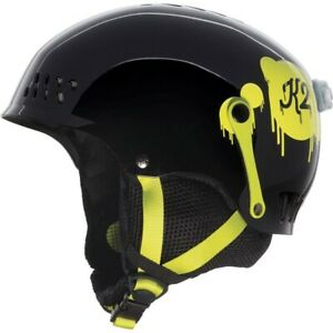 K2 Entity Jr Black 10A4002.1.1/ Skiing & Snowshoeing Helmets & Protection