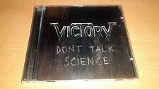 Victory - Don't Talk Science CD, Herman Frank, Accept, Sinner, Moon'Doc ╬ SEALED