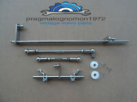 SU HS6 LINKAGE KIT STAINLESS MIRROR FINISH for volvo amazon 121 122 p1800
